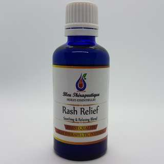Rash Relief - 100% Pure Essential Oil Blend