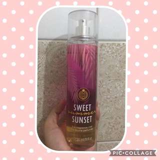 Bath and Body Works Sunset Escape