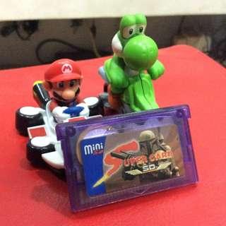 Super Card for Gameboy Advance