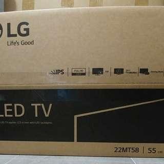 "LG 22"" LED TV"