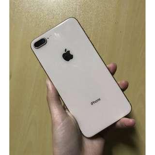 APPLE IPHONE 8 PLUS 256G金色~2/17插卡開通