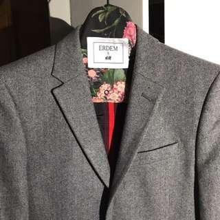 H&M X Erdem Coat