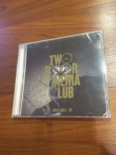Two Door Cinema Club Tourist History CD