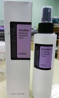 Cosrx! AHA/BHA clarifying treatment toner