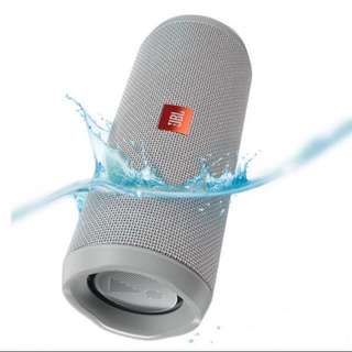 JBL FLIP 4 portable Bluetooth Speaker (Grey)