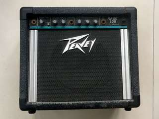 Peavy Electric Guitar Amp Rage 108