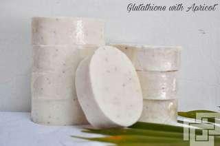 Gluta with bleach