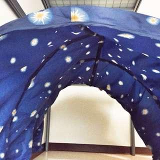 IKEA 兒童床頂帳篷