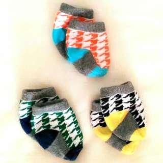 SoxWorld Newborn Socks