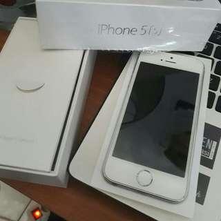 DIJUAL CEPAT! IPhone 5s 16gb