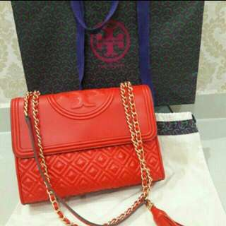 Toryburch fleming authentic 2017