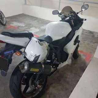 Suzuki GSXR 750K4