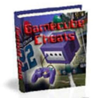 Gamecube Cheat Guide (361 Page Mega eBook)