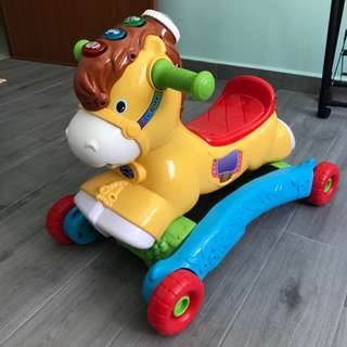 Fisher Price horse