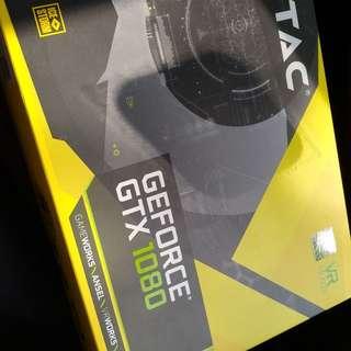 Zotac GTX1080 Mini