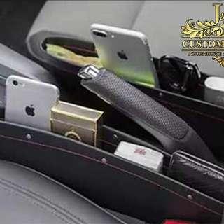 Car seat divider, 汽车座椅收纳袋