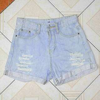 HIGH-WAISTED SEXY MAONG SHORTS