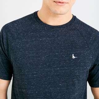 Jack Wills Flanchford Raglan T-Shirt (XS)