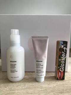 Glossier Three Key Essentials