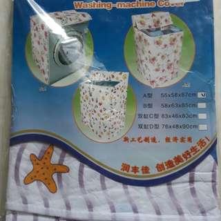 Sarung Mesin Cuci 1 Tabung