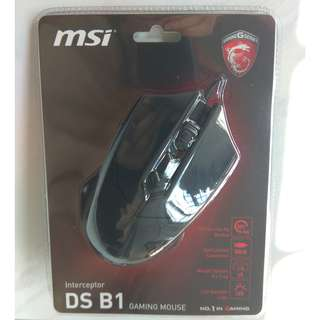 New and unopened Logitech Interceptor DS B1 Gaming Mouse