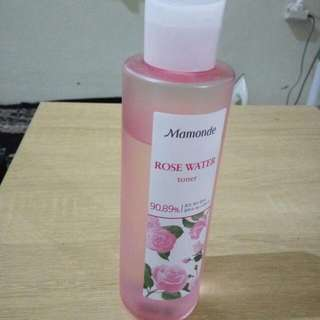 Mamonde Rose toner