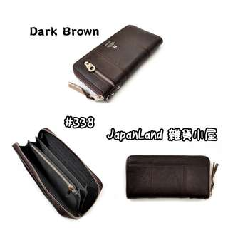 #338 anello Round Long Wallet
