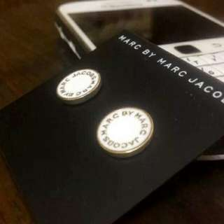 【全新】Marc by Marc Jacobs earrings