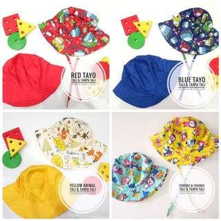 Bucket Hat Topi Anak