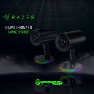 Razer Nommo Chroma 2.0 Gaming Speakers (RZ05-02460100-R3W1)