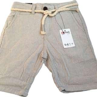 🍬 Branded Adjustable Waist Walking Short For Boys