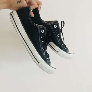 Converse all star lows