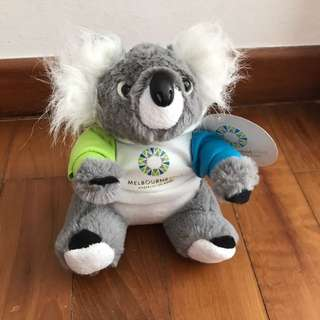Brand new with tag Melbourne Star Observation Wheel Koala