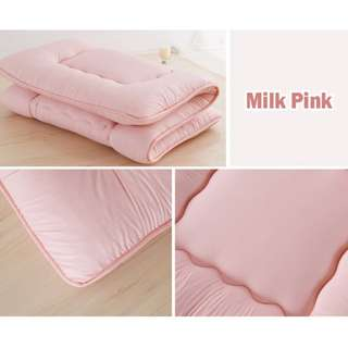Anti-bacteria Bedding Blanket Floor Mat Topper Protector
