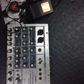 Audio capture UA-700