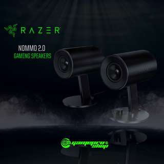 Razer Nommo 2.0 Gaming Speakers (RZ05-02450100-R3W1)