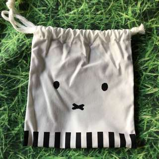 Miffy Zakka Festa 特別版 索繩袋 正品 包郵