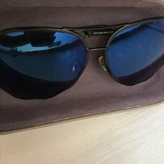 another blue one sunglasses