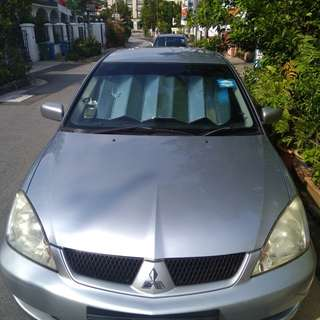 Mitsubishi Lancer for rent -Uber/Grab Ready, No Lock-In