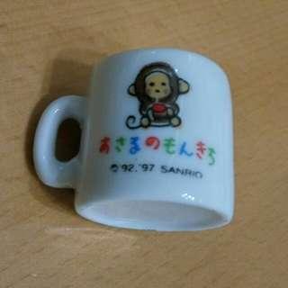 Sanrio馬騮收藏杯