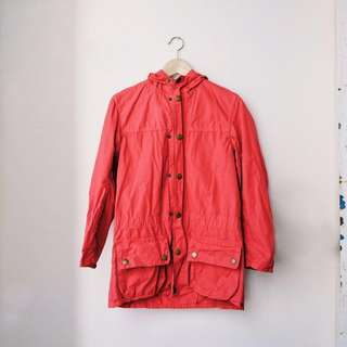 Barbour Jacket for Women (Red)