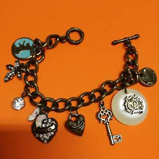 Lady Juicy Charm Bracelet