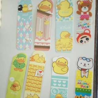 Bookmark (Pembatas Buku)