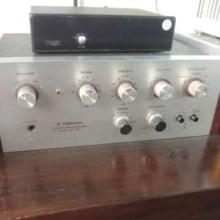 Pioneer stereo preamplifier SC-700