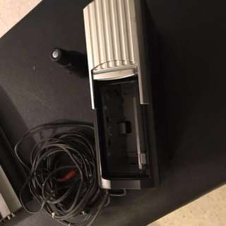 Sony 10 cd changer with missing disc deck