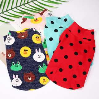 BN Puppy Dog Cat Clothes Costume