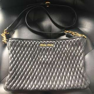 Miu Miu handbag/clutch