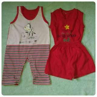 Babies clothe