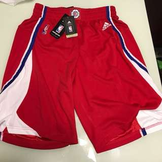 Adidas swingman clippers shorts size M