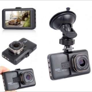 Car Camera - 3 inch Wide Larger LCD, Lightweight